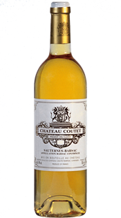Chateau Coutet Barsac 2009 750ml - Case...